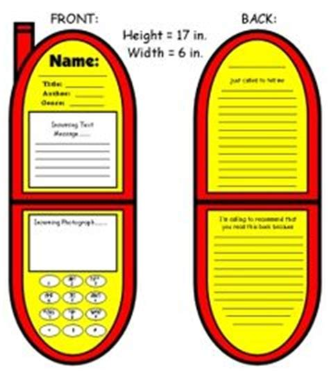 ProTeacher! Book reports lesson plans for elementary